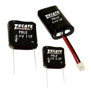Tecate Group PBLE & PBLLE ultracapacitor modules