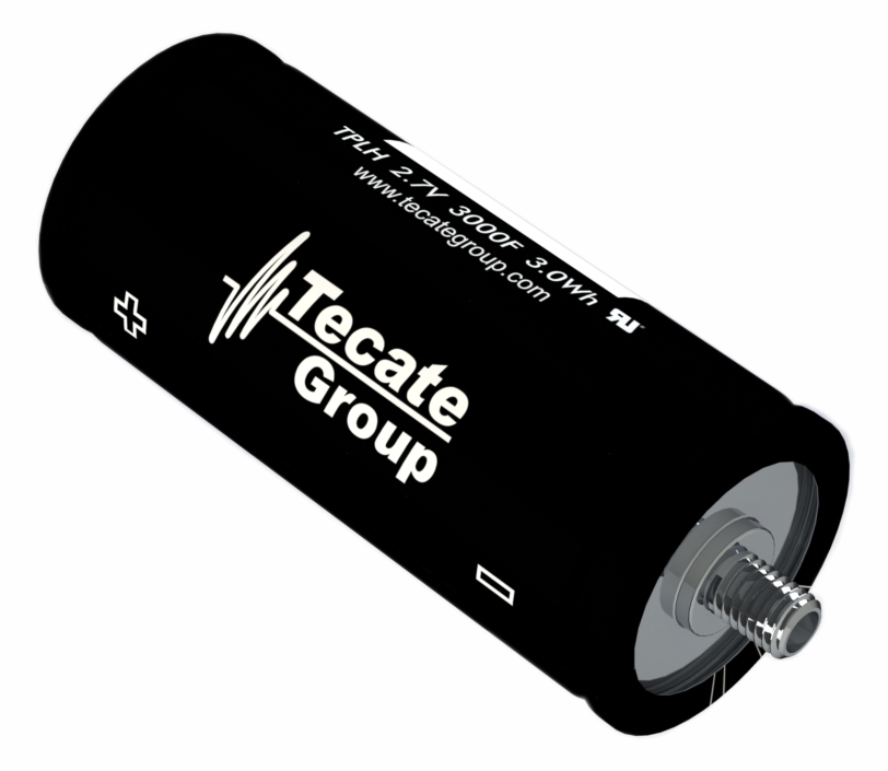 Tecate Group - Ultracapacitor Cells